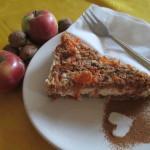 Dort ala LENBAS aneb jak nasytit jedním zdravým dortem celou rodinu