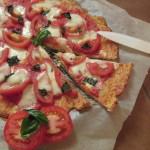 Zdravá pizza MARGARITA