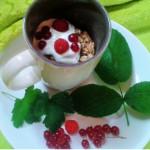 Snídaňová rychlovka – Mugcake s tvarohem