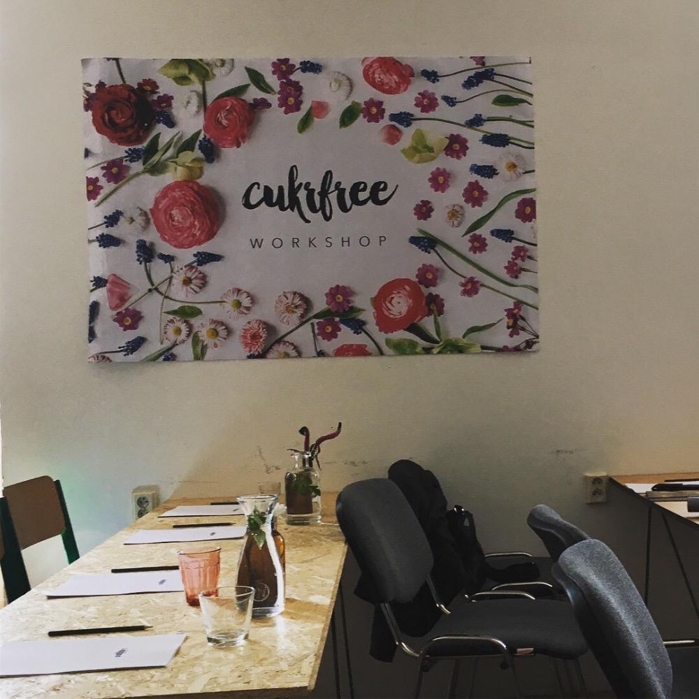 Cukrfree workshop