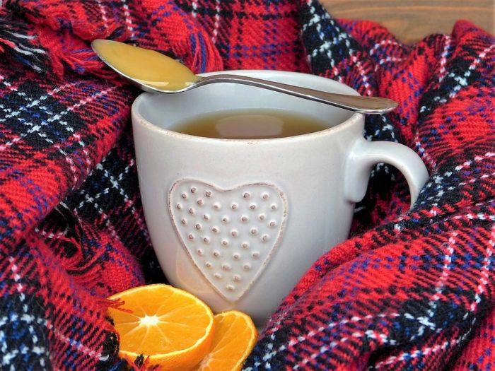 10 přírodních léků na chřipku a nachlazení