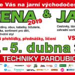 Přednáška – Zdravá strava nejen na jaře – ŽENA A JARO 2019 – 5.4.2019, Pardubice