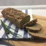 Špaldovo-žitný chléb snadno a rychle