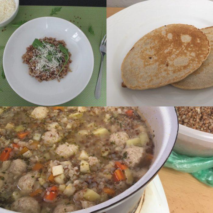 Kurz vaření z pohanky